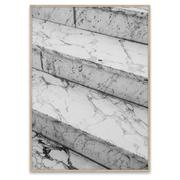 Art Print 'Marble Steps'