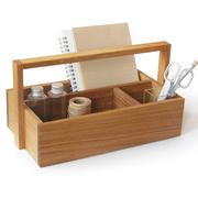Schönpraktische Holzbox 'All you need'