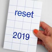 Agenda 'Reset' 2019 von Julie Joliat