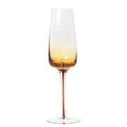 Champagnergläser 'Amber' im Set