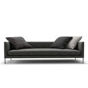 Schnittiges Sofa 'Blade'