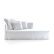 Chaiselongue 'Ghost'