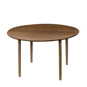 Runder Holztisch 'Arv'