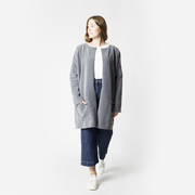 Lieblingsbegleiter: Weicher Fleece-Cardigan