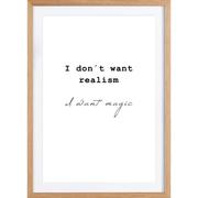 I want 'Magic'!