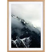 Kunstprint 'Misty Mountains'