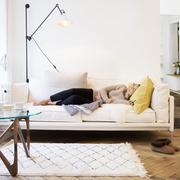 Schlichtes Sofa 'Slimline'