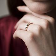 Ring 'Bold' von Jonathan Radetz