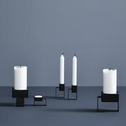 Kerzenhalter-Set 'Tip', 'Tap' oder 'Top'