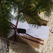 Weihnachts-Geschenkgutschein von Volans