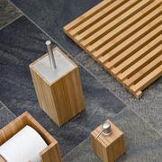 WC-Bürsteli aus Bambus