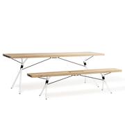 Tisch mit Sitzbank 'Kampenwand'