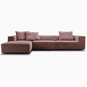Sofa 'Baseline' mit Chaiselongue