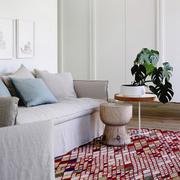 Teppich 'Losanges' aus afghanischer Wolle