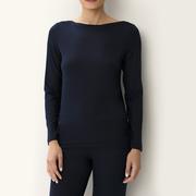 Loungewear Langarmshirt 'Pureness'