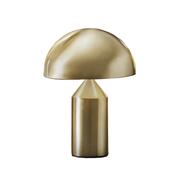 Tischleuchte 'Atollo' in Gold