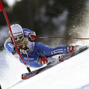 Skifahren mit Skistar Marc Berthod