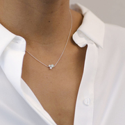 Schönes Halsketteli mit drei Elementen