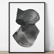 Art Print 'Black #3'