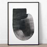 Art Print 'Black #2'