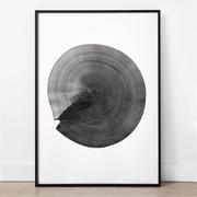 Art Print 'Black #1'
