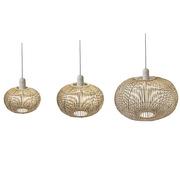 Lampenschirm aus Bambus