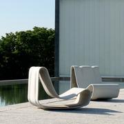 Stuhl von 'Willy Guhl'