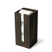 Papierrollen-Versteck aus Eichenholz