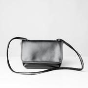 Leder-Bag 'Justa' von Amorphose