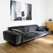 Sofa 'Naviglio' in Samt