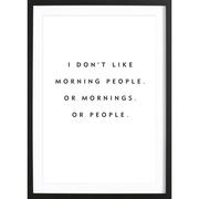 Bild 'Morning People'