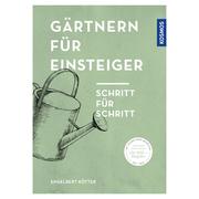 Buch 'Gärtnern für Einsteiger'