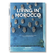 Buch 'Living in Morocco'