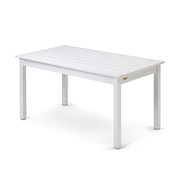 Gartentisch 'Skagen' in Weiß