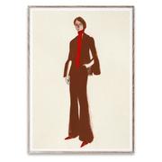 Art Print 'The Suit'