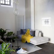 Sofa 'Edge' mit Chaiselongue
