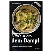 Kochbuch 'Alles aus dem Dampf'