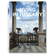 Buch 'Living in Tuscany'