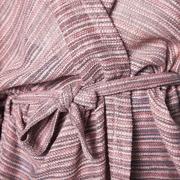 Kimono Jacke in Rosé von 'Claudia Nabholz'