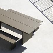 Outdoor-Tisch 'Zebe'