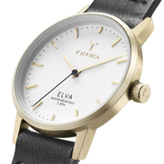 Feminine Armbanduhr 'Elva' von Triwa