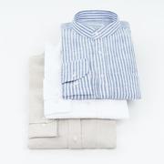Nachhaltig schön: Leinenhemd für Herren