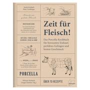 Kochbuch 'Zeit für Fleisch'