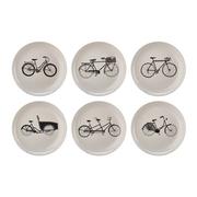 Teller-Set 'Bike'