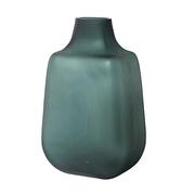 Mystische Vase 'Bjarke' in Grünblau