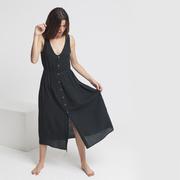 Feminines Sommerkleid aus Bio-Baumwolle