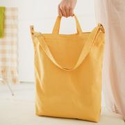 Nachhaltige Canvastasche 'Duck Bag' in Apricot