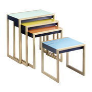 Bunte 'Nesting Tables'