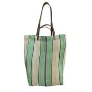 Kleine Market Bag von 'Spencer Devine' in Green