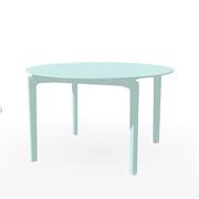 Runder Tisch 'Leaf'